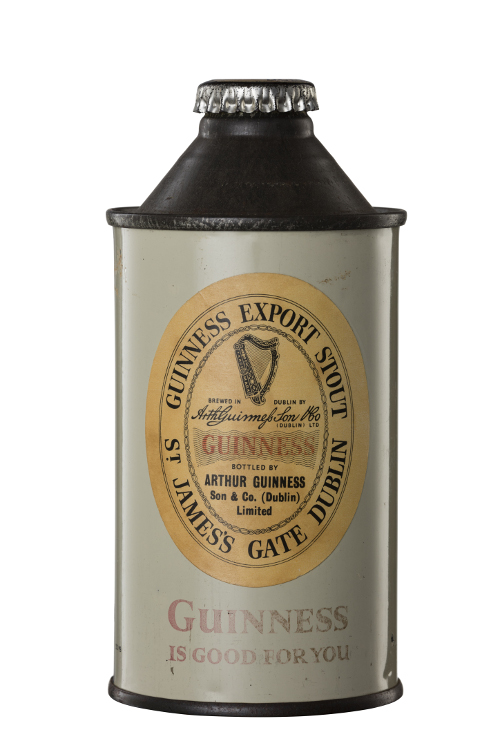 [Guinness Export Stout Packaging]