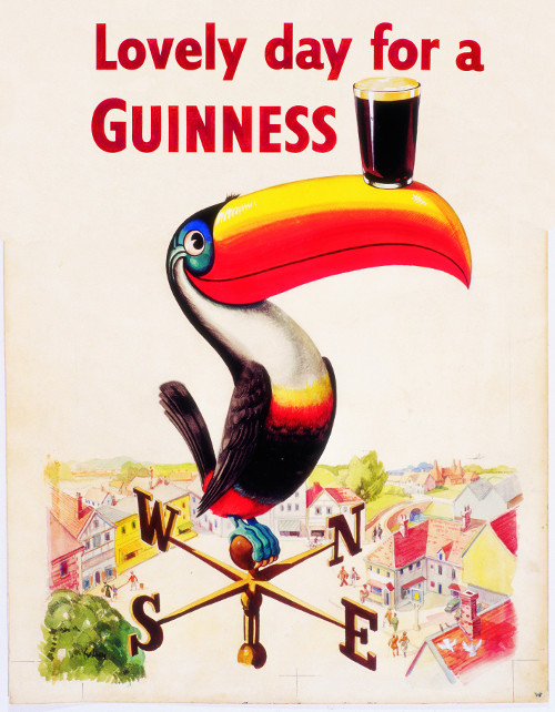[Guinness Toucan Advertisements]