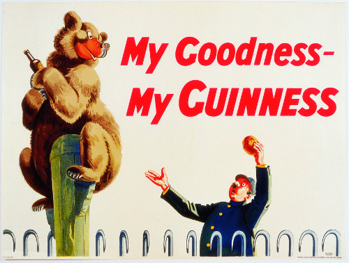 [John Gilroy Guinness Posters]