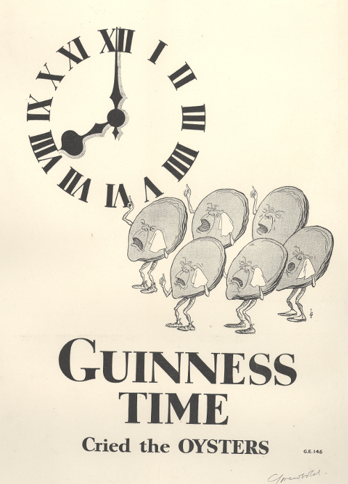 [Guinness Time Advertisements]